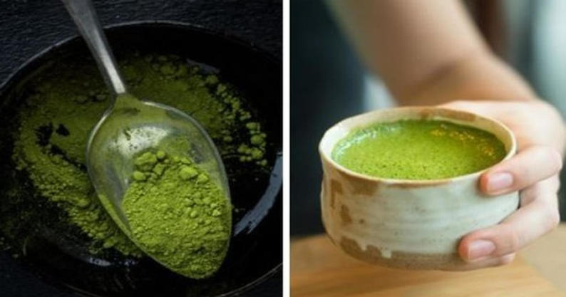 matcha tea benefits