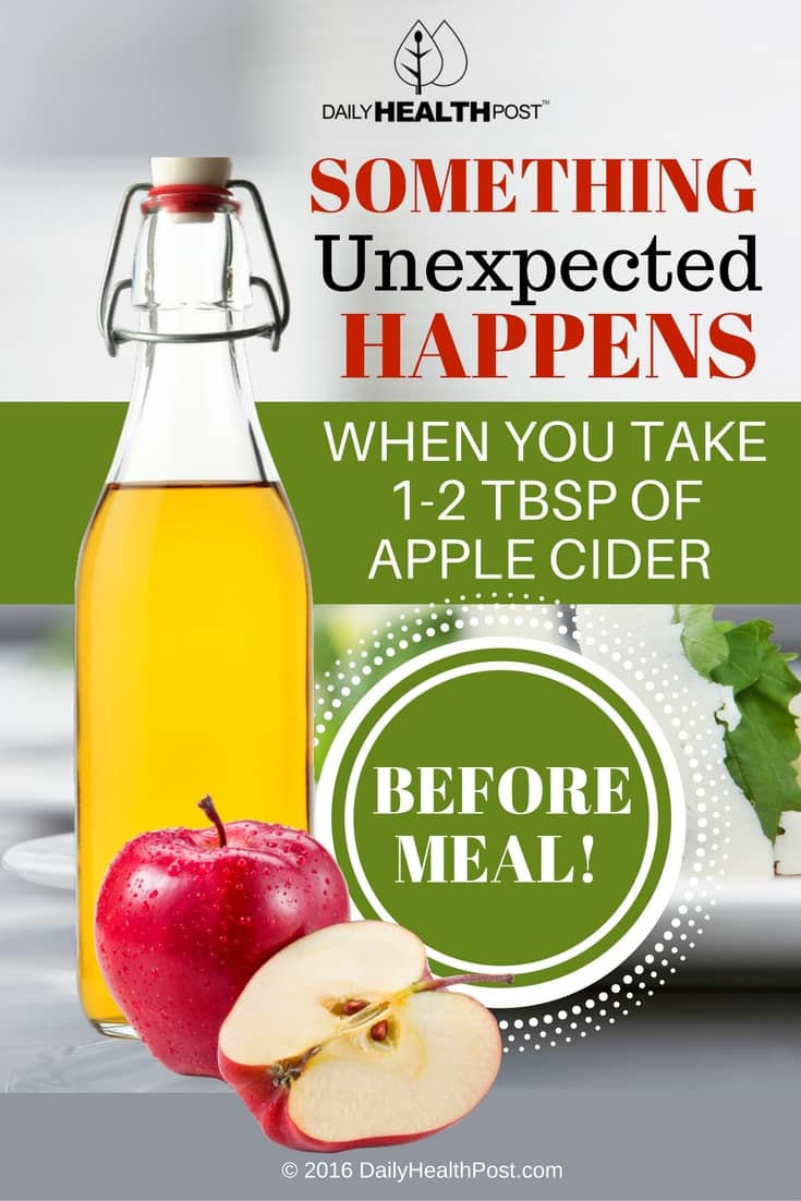 something unexpected happens when you take 1 2 tbsp of apple cider 06 something unexpected happens when you take 1 2 tbsp of apple cider vinegar before