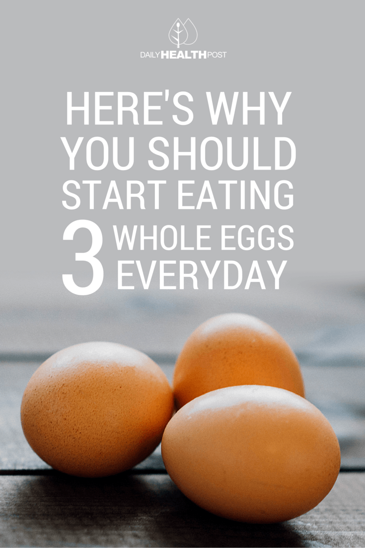 Eat More Eggs