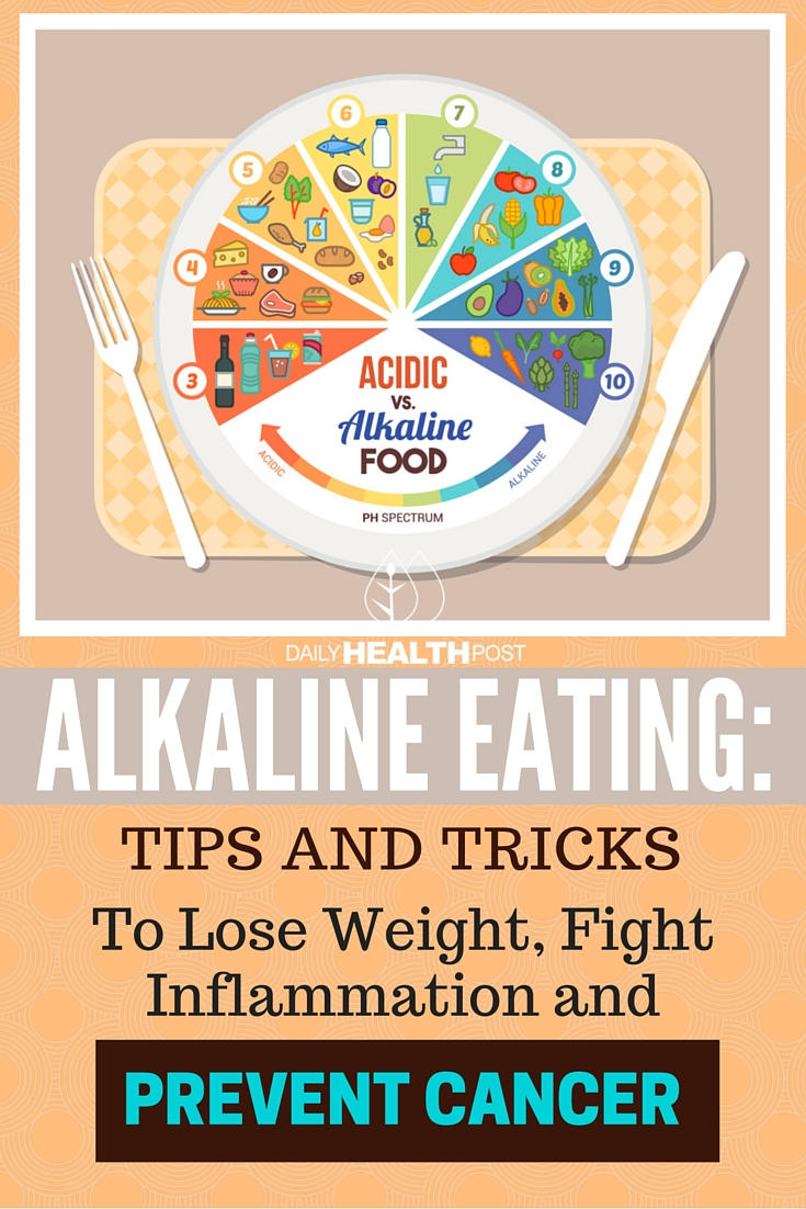 alkaline eating tips