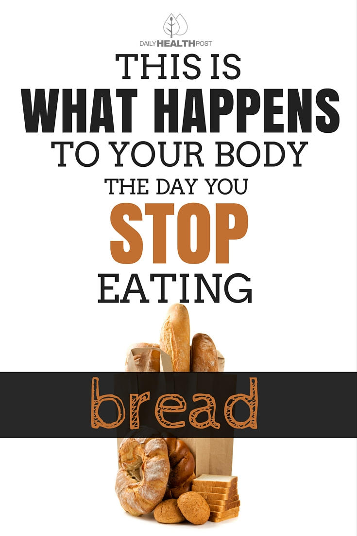 health benefits of not eating bread