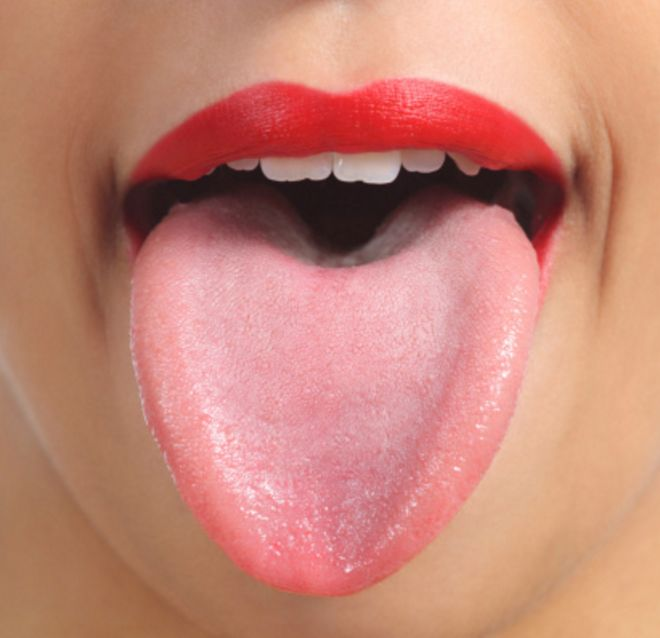 tongue warning signs