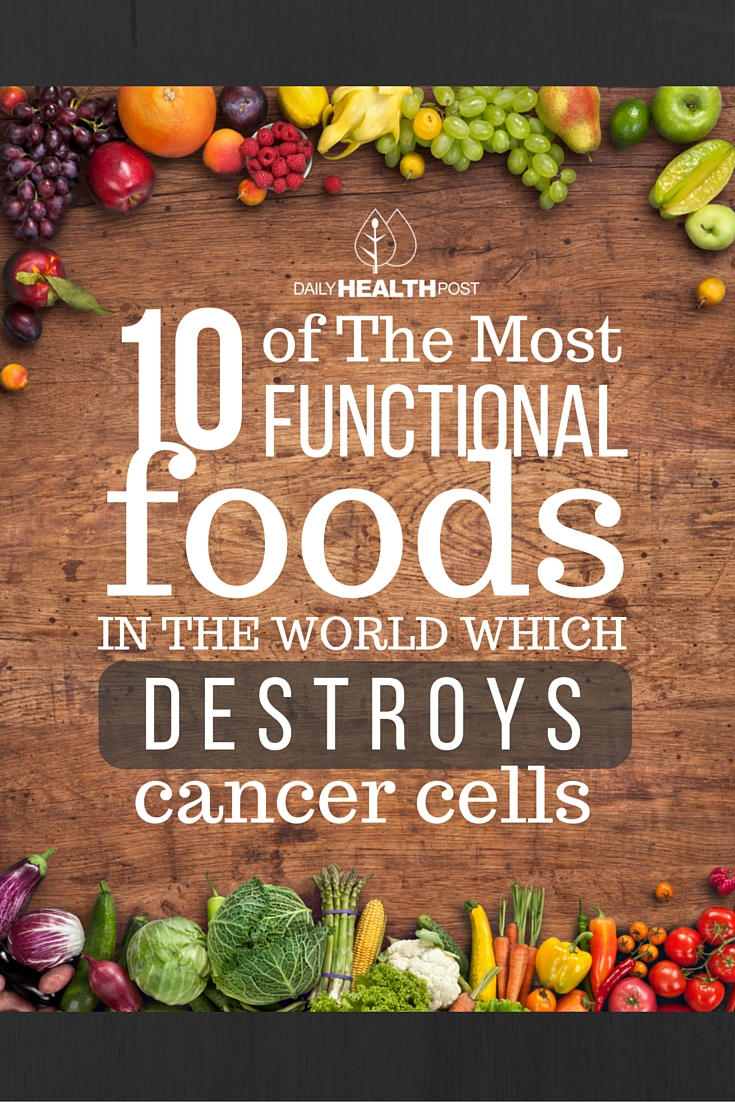 Can Certain Foods Kill Cancer Cells