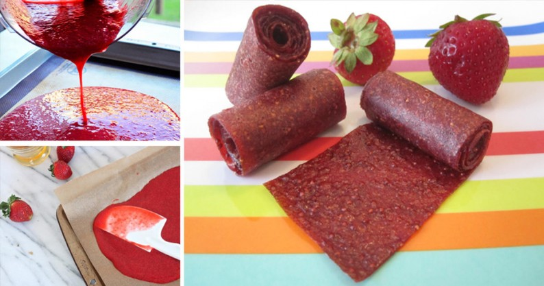 fruit roll-up