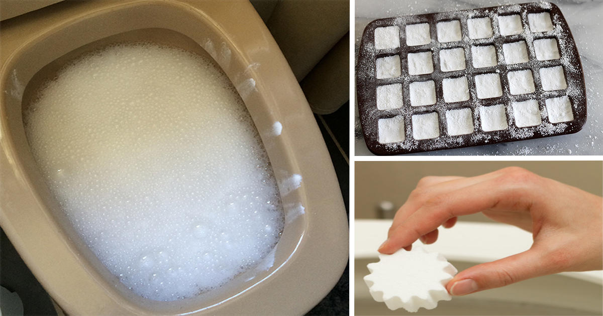 You will never have to scrub a toilet again if you make these diy toilet cleaning bombs - Diy toilet cleaning bombs ...