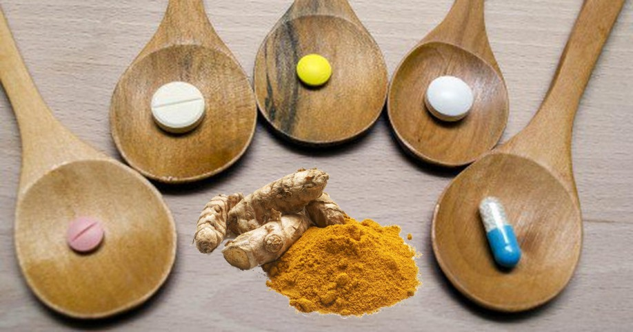 turmeric medications