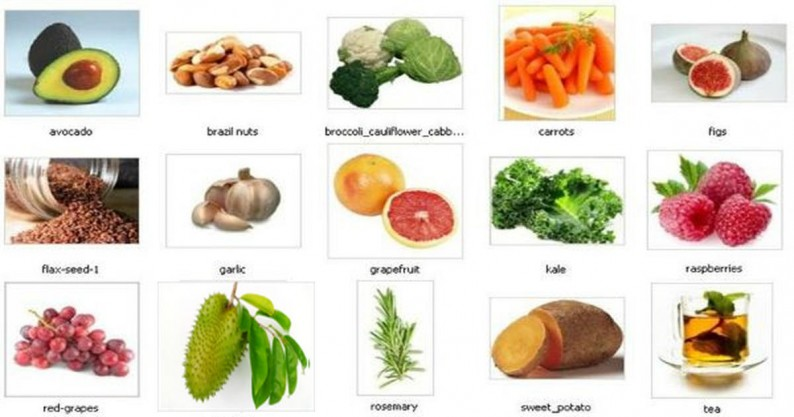 cancer-fighting foods