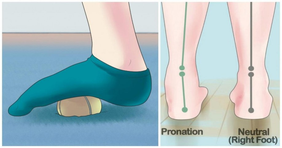 foot pain stretches
