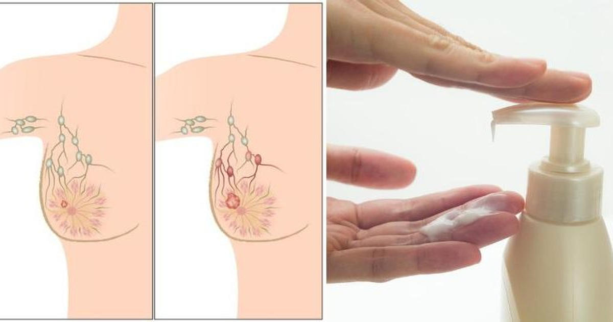 breast cancer parabens
