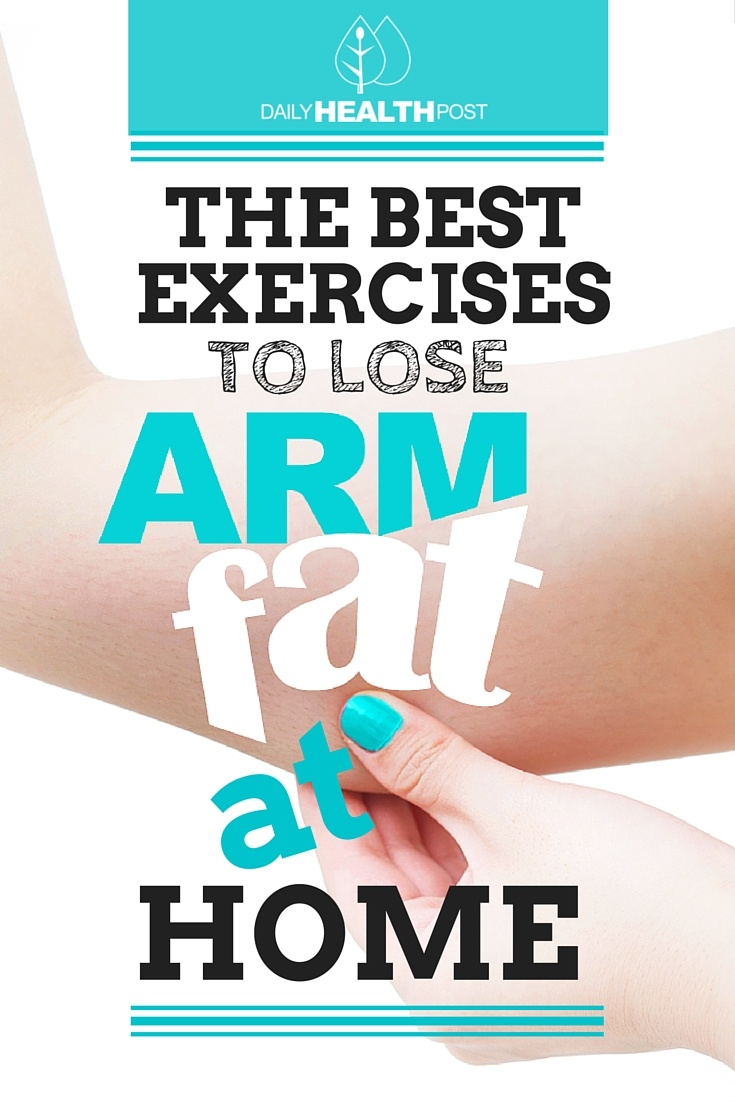 The Best Exercises To Lose Arm Fat At Home