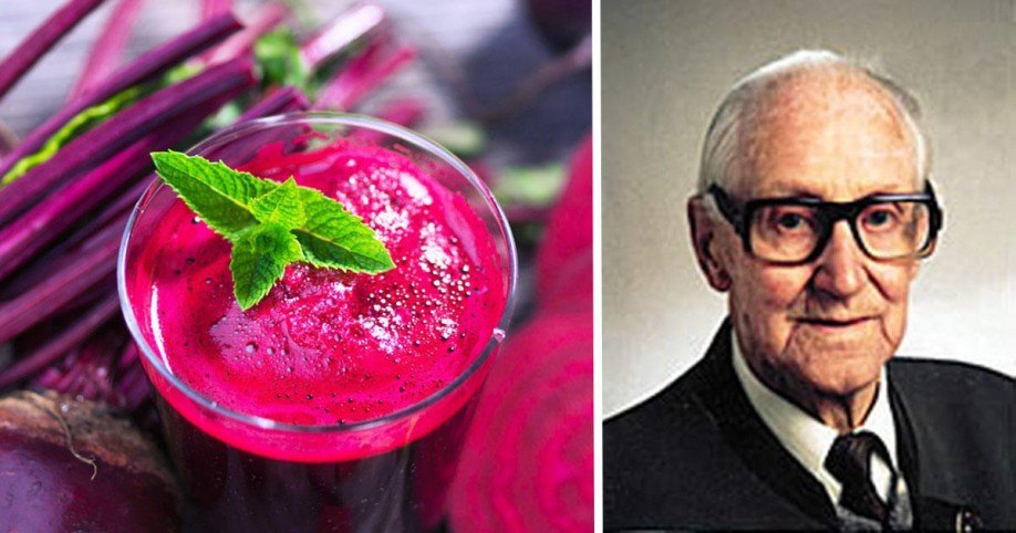 rudolf breuss cancer juice