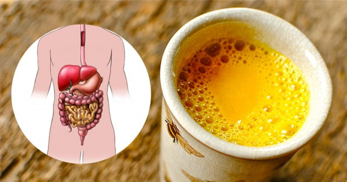 coconut turmeric tea