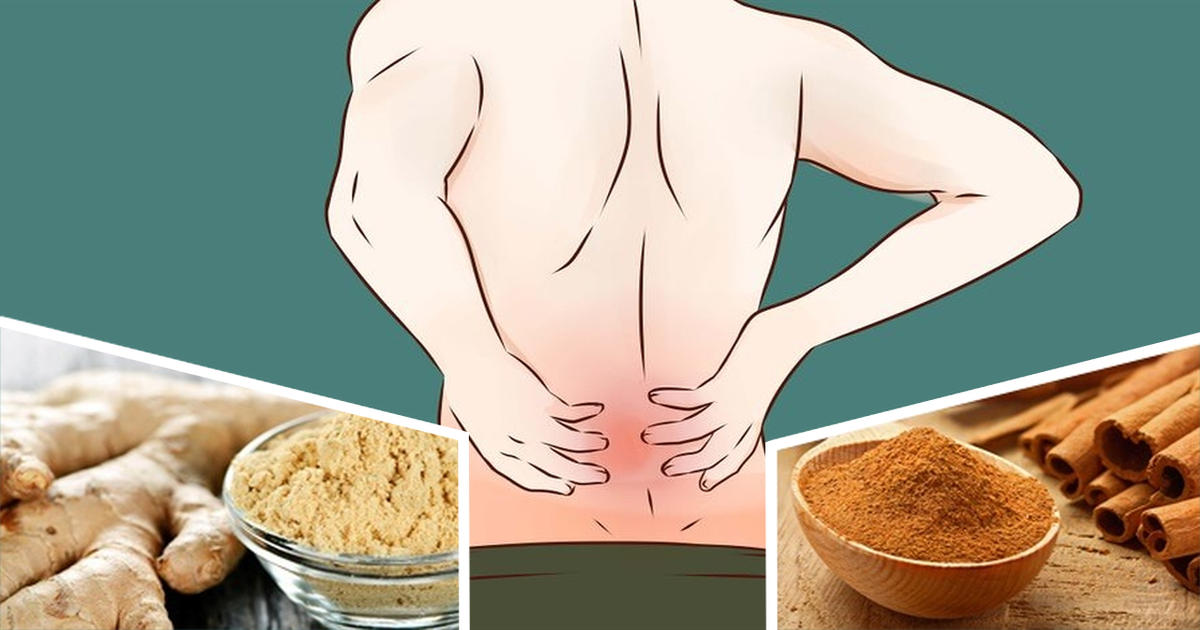 spices alleviate pain