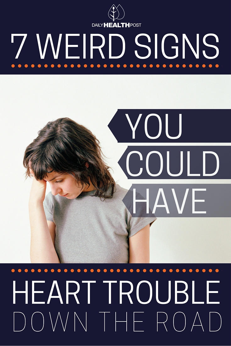 signs of heart trouble