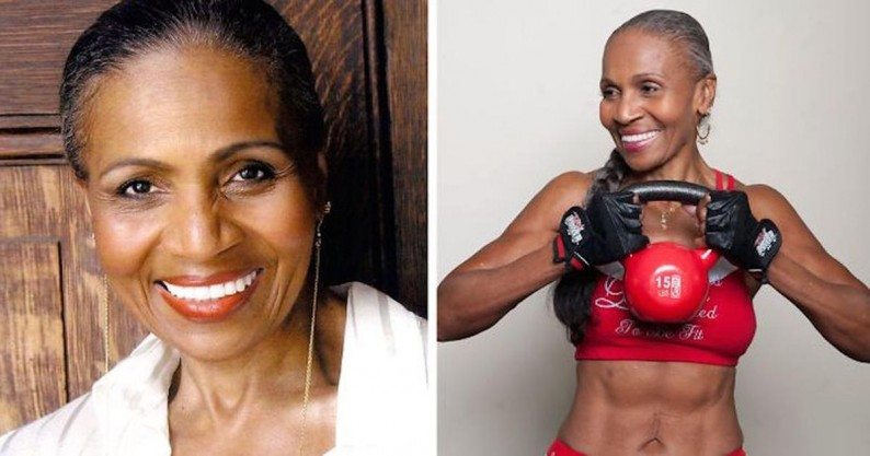 oldest female bodybuilder