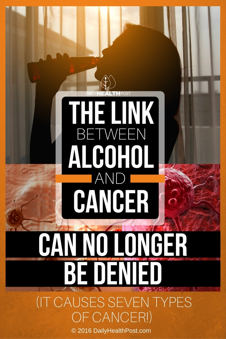 02 The Link Between Alcohol And Cancer Can No Longer Be Denied (It Causes SEVEN Types of Cancer!) (1)