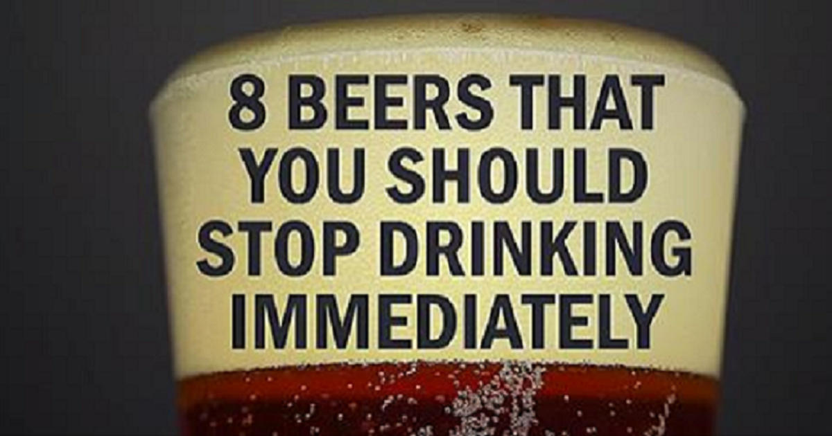 How To Stop Drinking Too Much Beer