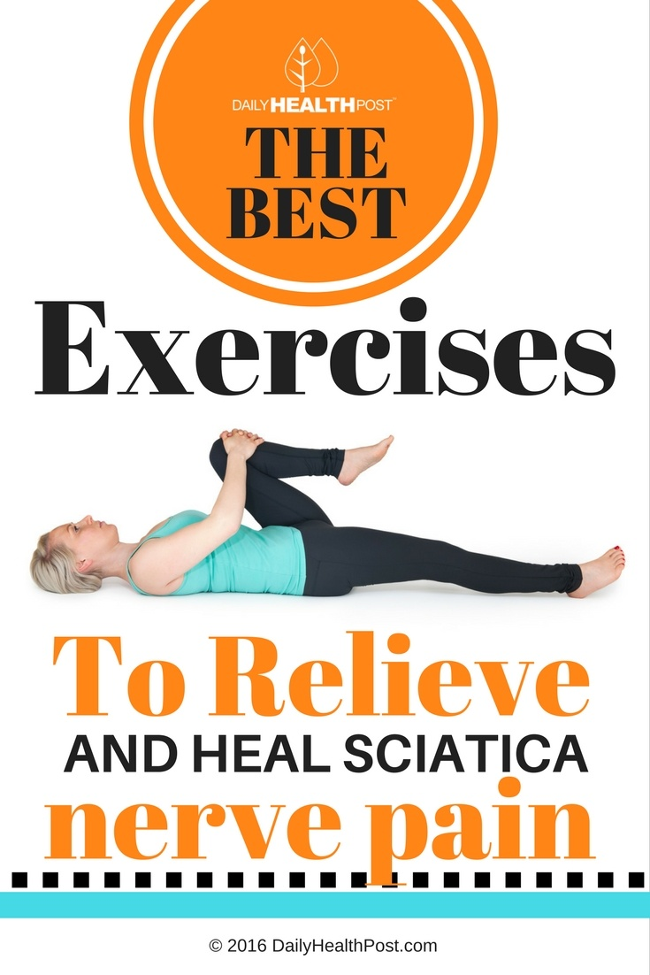 06 The Best Exercises To Relieve And Heal Sciatica Nerve Pain