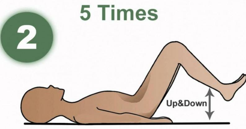 sciatica pain stretches