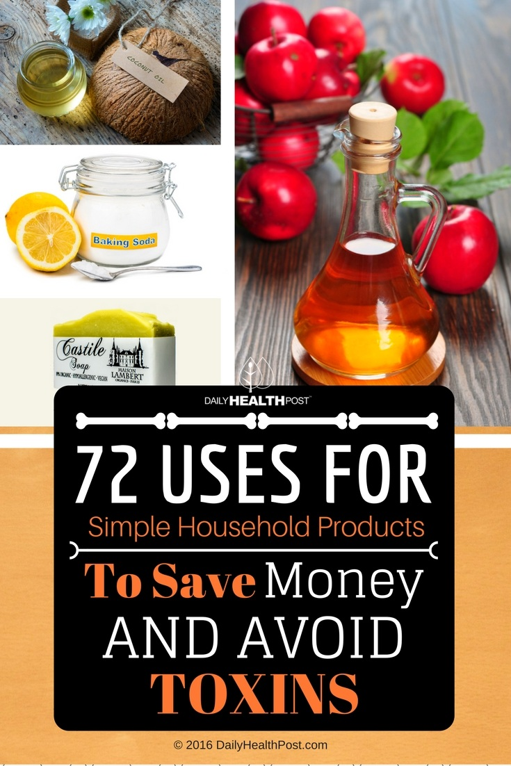 12 72 Uses For Simple Household Products To Save Money _ Avoid Toxins (1)