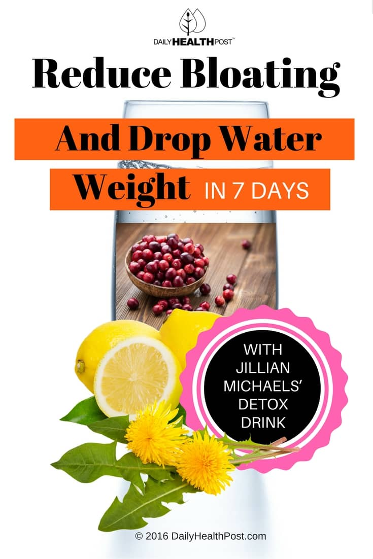 reduce-bloating-drop-water-weight
