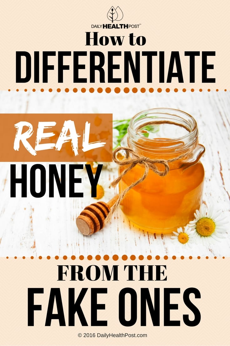 Differentiate-Real-Honey-From-Fake-Ones