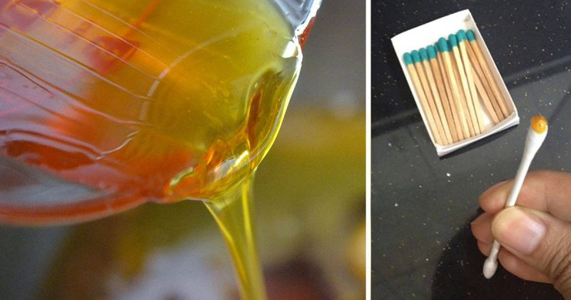 detect fake honey