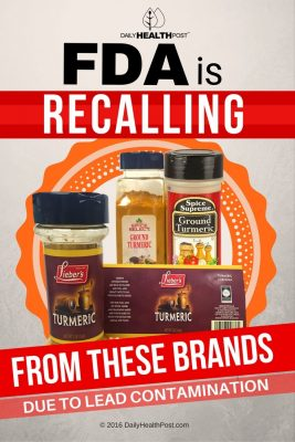 FDA-Recalling-Turmeric-From-THESE-Brands-Due-To-Lead-Contamination