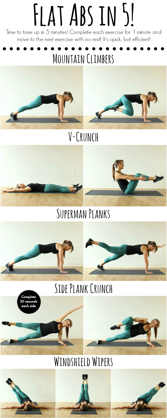 Flat Belly Workouts 3