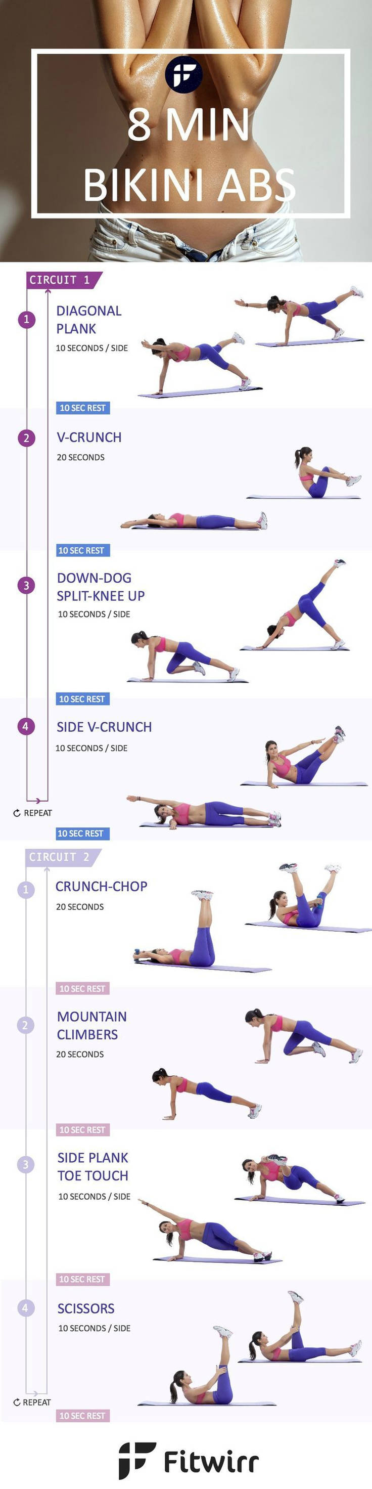 Flat Belly Workouts 4