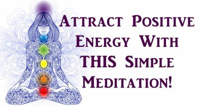 positive energy meditation