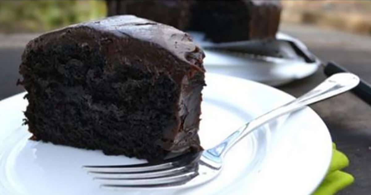 Avocado Chocolate Cake Recipe This Vegan Twist Is Life Changing