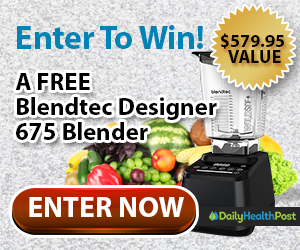 Win a Blendtec Designer 675