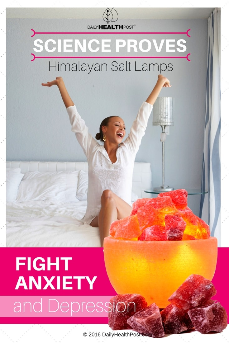 Himalayan Salt Lamp Benefits Perfect For Stress And Anxiety!