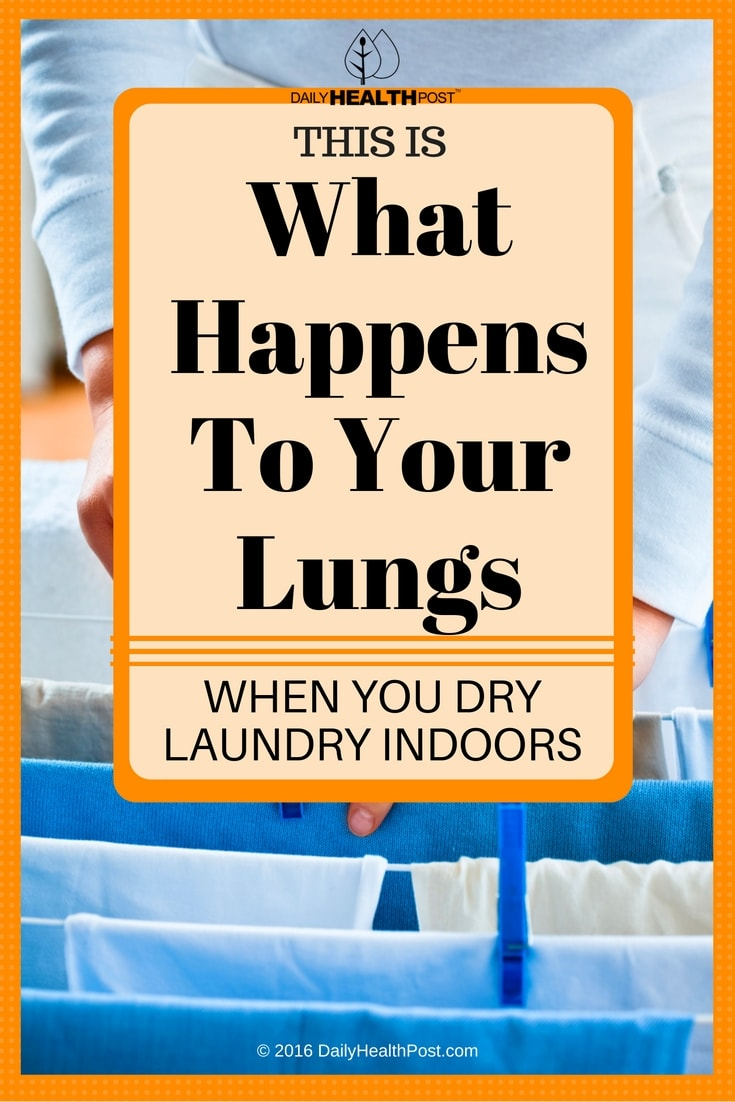 What happens in the lungs?