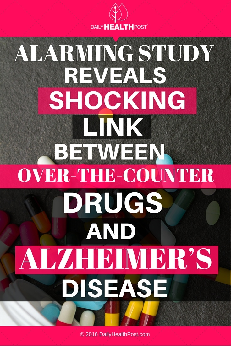 otc drugs and alzheimers