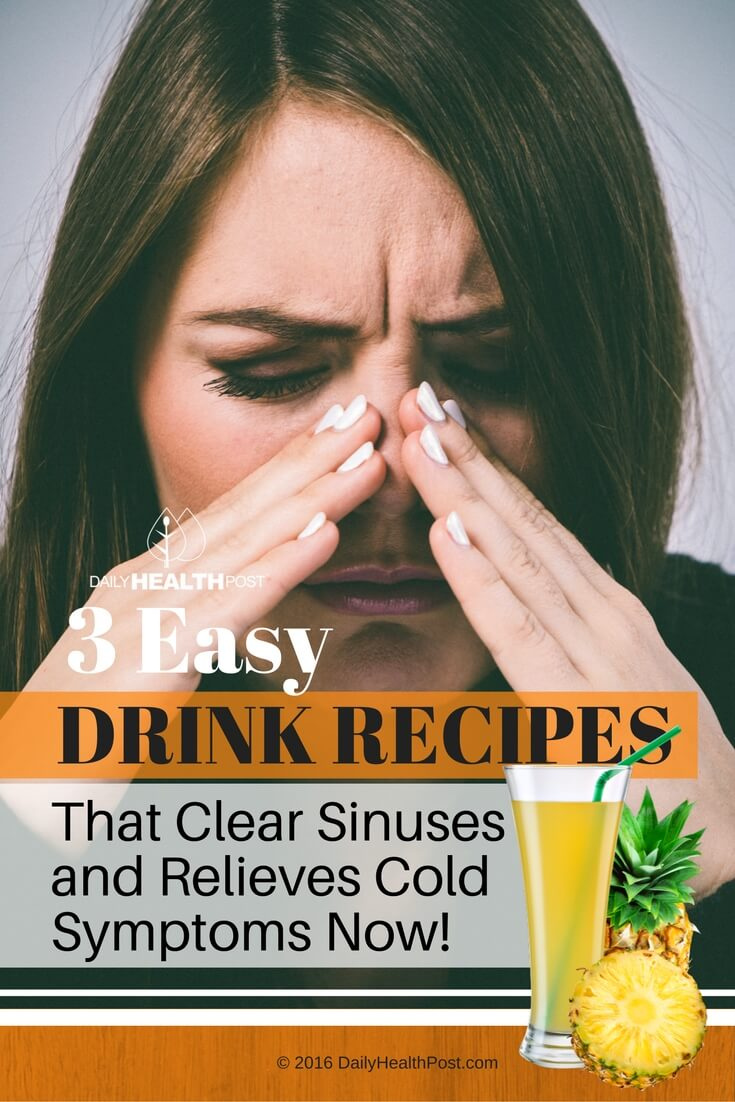 3-easy-drink-recipes-that-clear-sinuses