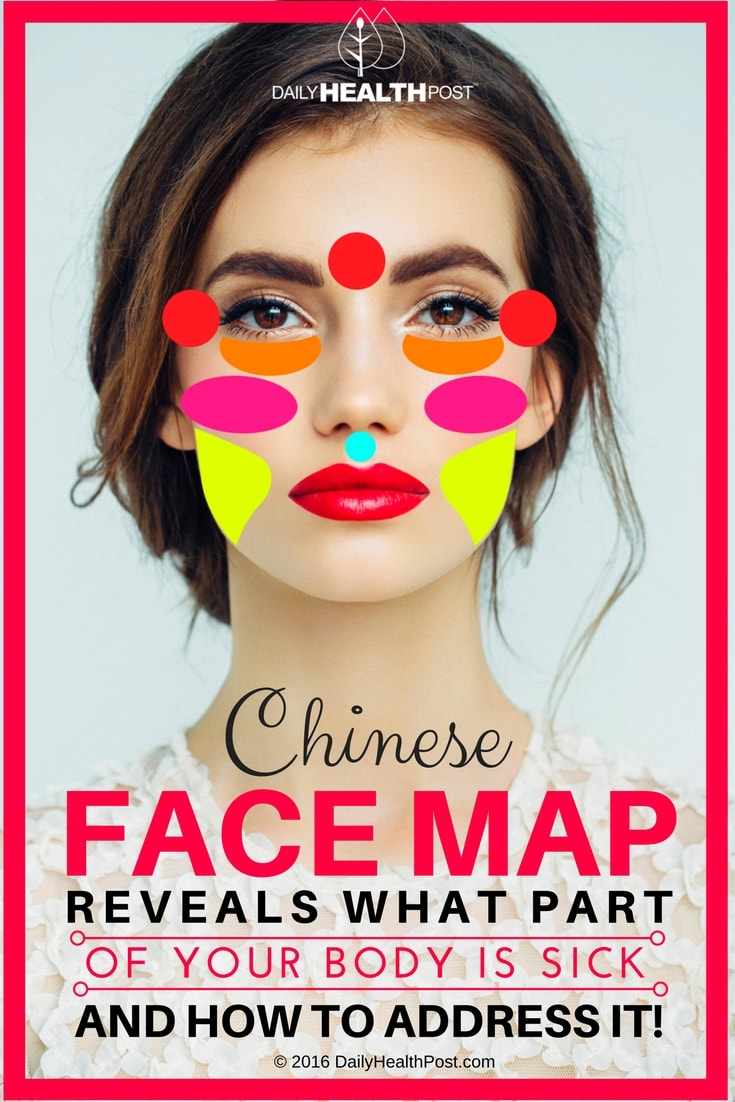 chinese-face-map-reveals-what-part-of-your-body-is-sick
