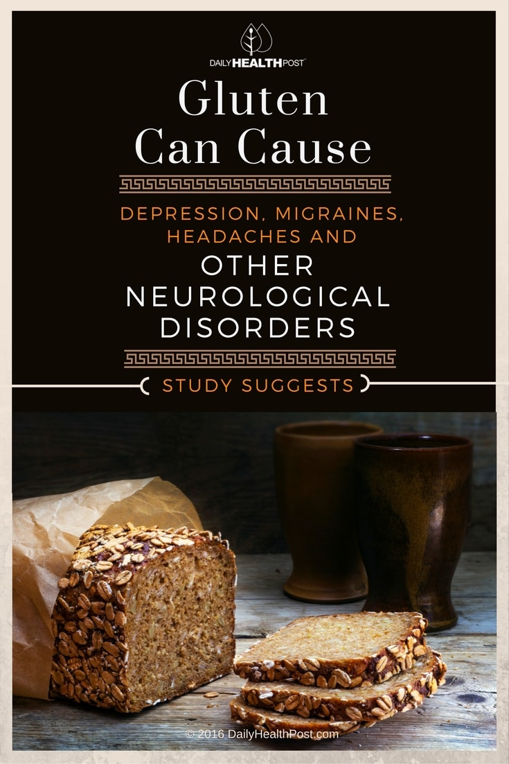 gluten-can-cause-depression-migraines-headaches