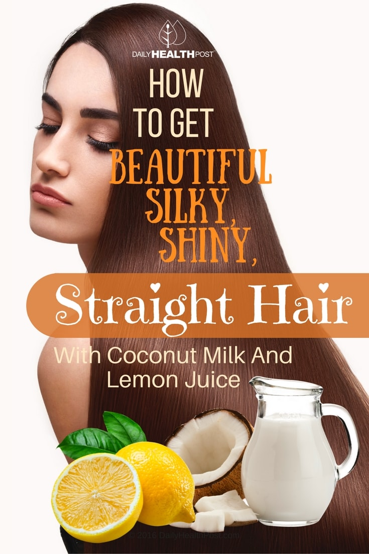 how-to-get-beautiful-silky-shiny-straight-hair-with-coconut-milk