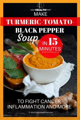 turmeric black pepper soup