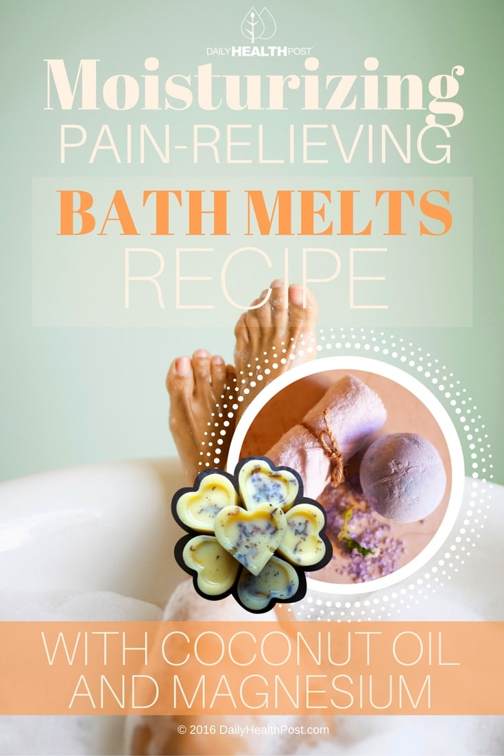 moisturizing-pain-relieving-bath-melts-recipe-with-coconut-oil