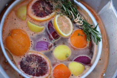 natural cold and flu remedy