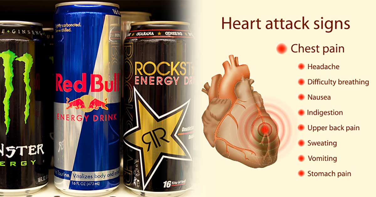 Dangers Of Energy Drinks Minute By Minute Guide Of What