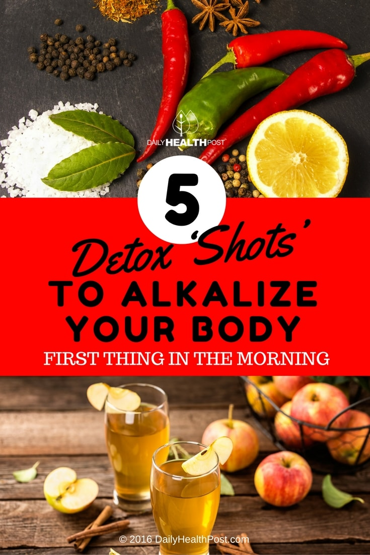 5-detox-shots-to-alkalize-your-body-first-thing-in-the-morning