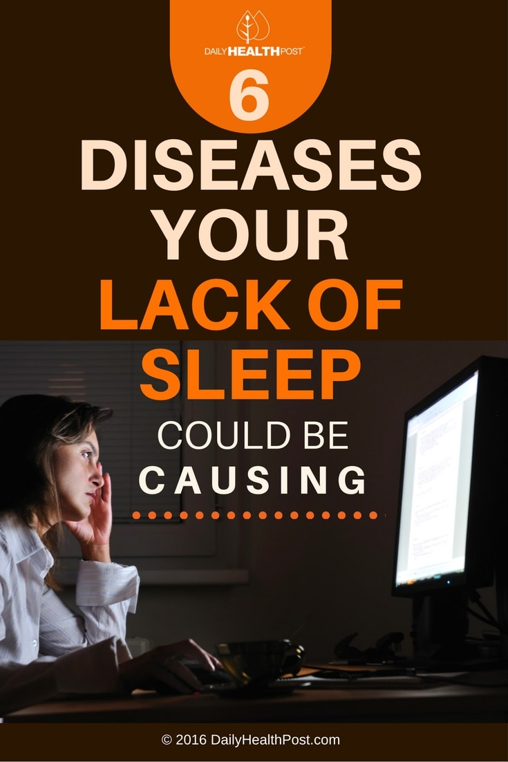 sleep deprivation disease