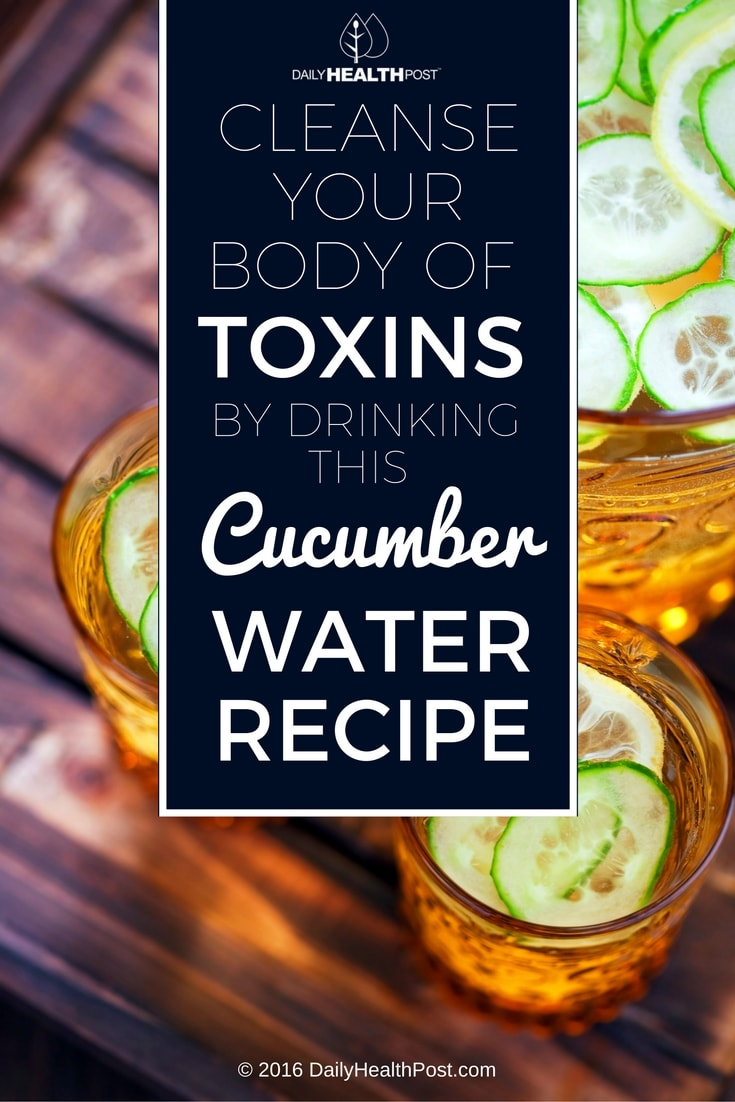 cleanse-your-body-of-toxins-by-drinking-this-cucumber-water-recipe