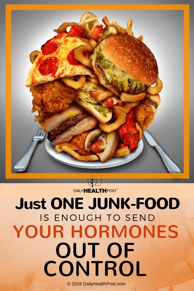 just-one-junk-food-snack-is-enough-to-send-your-hormones