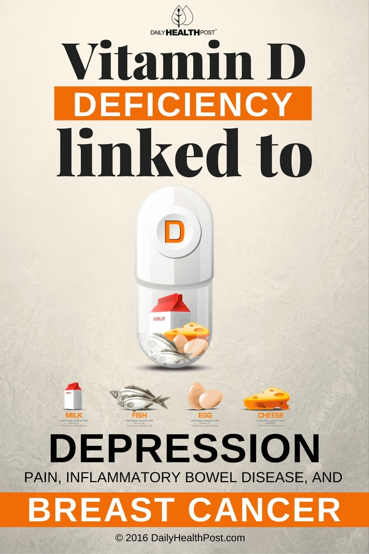 vitamin-d-deficiency-linked-to-depression-pain-inflammatory-bowel-disease