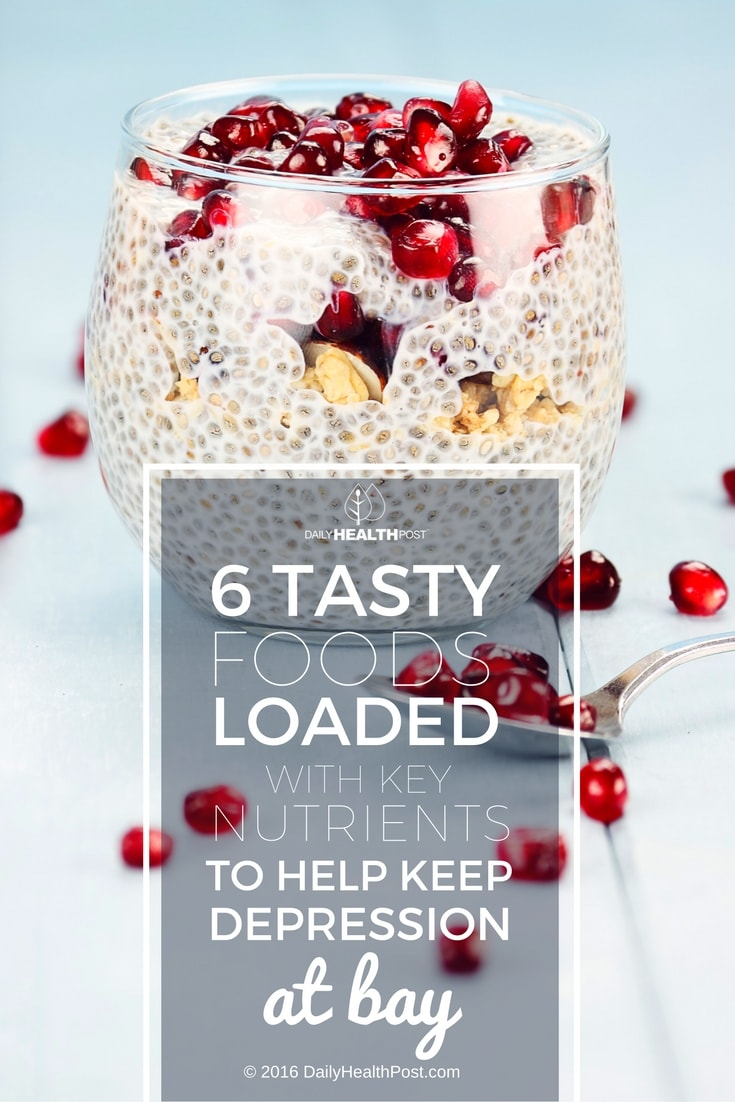 6-tasty-foods-loaded-with-key-nutrients-to-help-keep-depression-at-bay